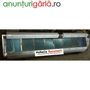 Imagine anunţ Hota inox de perete Snack-Type 3,50 m profesionala