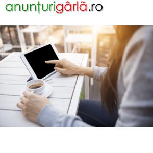 Imagine anunţ Realizare site de prezentare pentru afaceri de succes in mediul online
