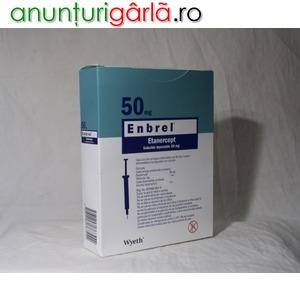 Imagine anunţ cumpar enbrel seringa 0767246324