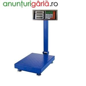 Imagine anunţ Cantar electronic cu platforma 350kg