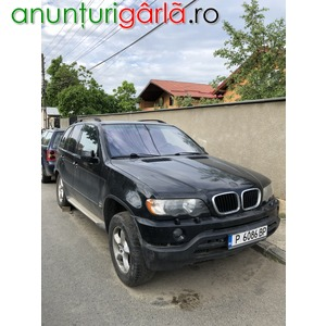 Imagine anunţ Dezmembrez BMW x5 e53 4.4i, 4.6is, 3.0d, e46, e70, e65
