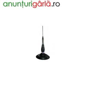 Imagine anunţ AnyTone Smart CB Statie Radio + CRT RML 145 Antena Magnetica