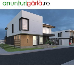 Imagine anunţ Corbeanca vila, 4 camere, 3 bai, terasa 200 mp
