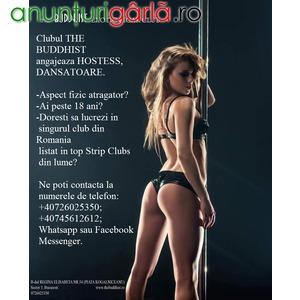 Imagine anunţ Urgent angajam 10 dansatoare si hostesse