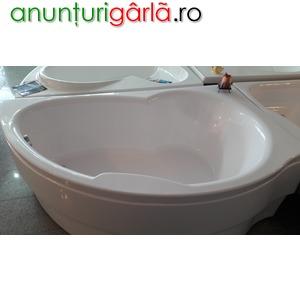 Imagine anunţ cada baie colt stoc limitat