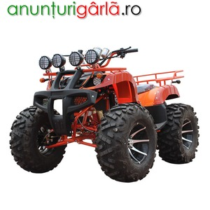 Imagine anunţ BEMI Grizzly HUMMER 200CVT Full Automatic R10 PRO TUNING