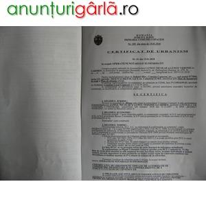 Imagine anunţ Teren Intravilan Loturi C-tii Destinatie Mixta Localitate Copaceni Judet Ilfov