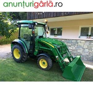 Imagine anunţ Tractor John Deere 3038 R