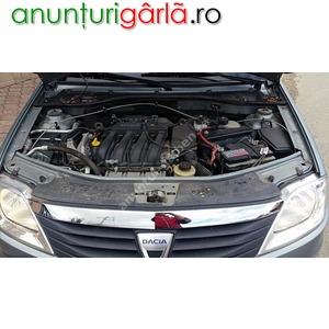 Imagine anunţ Vand motor logan 16 16valve , ca nouuu motor complect se poate vinde si fara anexe motorul se afla pe masina se poate proba ofer garantie tel 0763619001