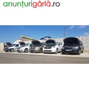 Imagine anunţ DEZMEMBRARI+DACIA+LOGAN+14MPI+15DCI+16MPI+12MPI+16VALVE