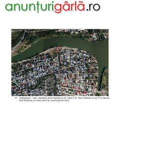Imagine anunţ Direct proprietar teren lac Plumbuita Mobexpert Petricani