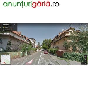 Imagine anunţ Spatiu vila, curte, parter, 5 parcari, 2 intrari