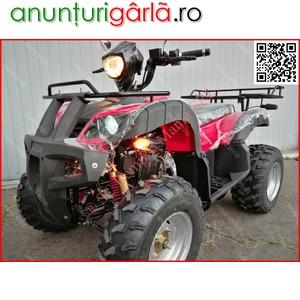 Imagine anunţ BEMI Grizzly HUMMER 200CVT Full Automatic R10 PRO EXTRA