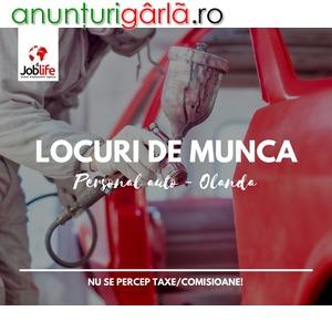 Imagine anunţ PERSONAL SERVICE AUTO de la 2000 euro net + cazare gratuita