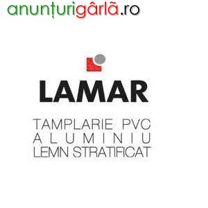 Imagine anunţ TAMPLARIE PVC DE CALITATE VEKA