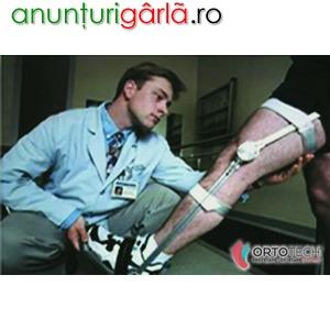 Imagine anunţ ORTOTECH produse si servicii de tehnica ortopedica, ortezare si protezare