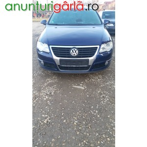 Imagine anunţ VW Passat, an 2006, motor 2.0 BMP-140cp-d