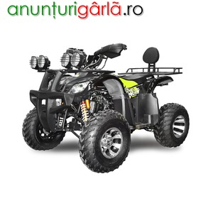 Imagine anunţ ATV noi BEMI BULL 200CVT Full Automatic R10 PRO Tuning Extra