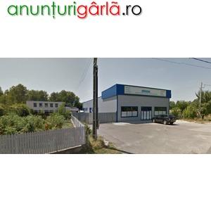 Imagine anunţ Spatiu industrial si teren 3239 mp, Ulmi