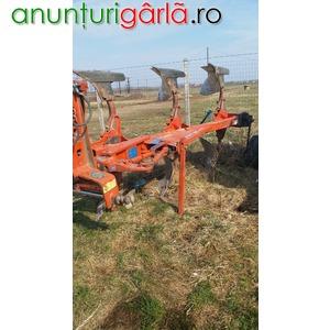 Imagine anunţ Vand plug Kuhn Master 120 si disc agricol.