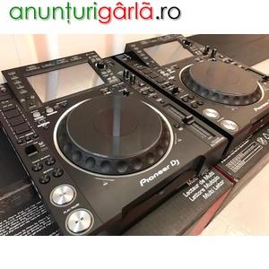 Imagine anunţ 2x Pioneer CDJ-2000NXS2 + 1x DJM-900NXS2 mixer === 1899 EUR , Whatsapp Chat : +27837724253