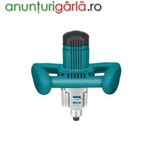 Imagine anunţ Mixer electric pentru mortar - 1400W (INDUSTRIAL)