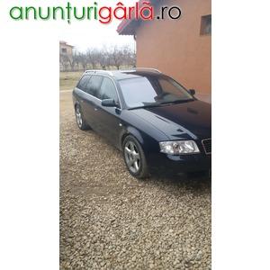 Imagine anunţ Vand Audi A6 Quatro break cu defect la motor , inmatriculat.