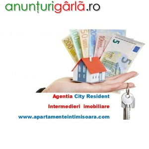 Imagine anunţ agentia City Resident, apartamente/ case