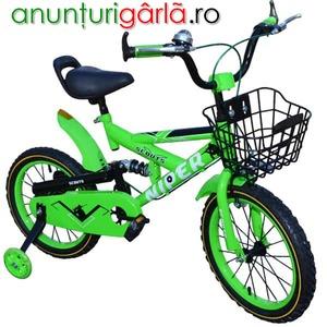 Imagine anunţ Bicicleta copii SCOUTS suspensie
