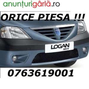 Imagine anunţ DEZMEMBRARI DACIA LOGAN PIESE AUTO LOGAN ORIGINALE 2005-2006-2007-2008