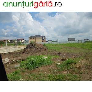 Imagine anunţ Berceni terenuri casa curent+gaz
