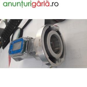 Imagine anunţ Contor Debitmetru digital Hidrant Pompieri apa lapte
