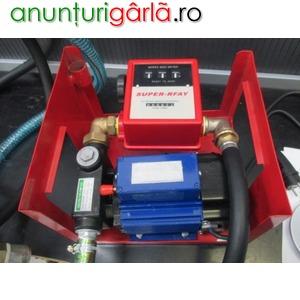 Imagine anunţ Transfer Motorina Pompa