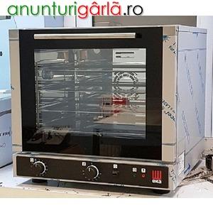 Imagine anunţ Cuptor elect 4 tavi gastronomic/patiserie Italia profesional