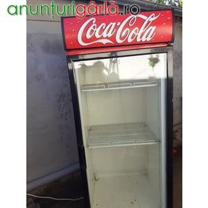 Imagine anunţ Vitrina Frigorifica (Frigider) Coca-Cola