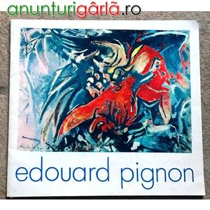 Imagine anunţ Edouard Pignon, Catalog
