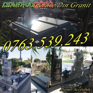 Imagine anunţ Lucrari Funerare Cavouri Placari Marmura Granit Monumente Funerare