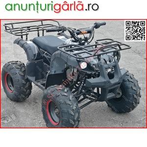 "Imagine anunţ ATV BEMI 125 NEW Spider J8"" cutie DNR 2020 Cyrus 670 euro"