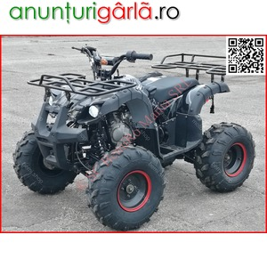 "Imagine anunţ ATV BEMI 125 NEW Spider J8"" cutie DNR 2020 Martinez 670 euro"