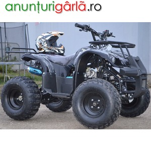 Imagine anunţ Atv kxd Hummer 125cc Roti de 8 Inch, import Germania
