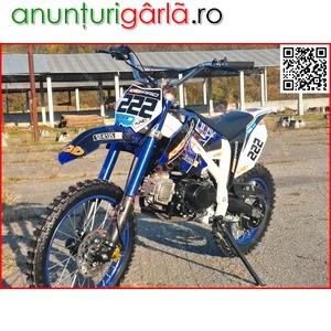 """Imagine anunţ Cross BEMI 110/125 GT-K NEW J17"""" cutie 4 Rapoarte 2020 Dodd 599 euro"""