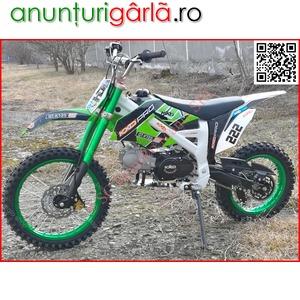 """Imagine anunţ Cross BEMI 110/125 GT-K NEW J17"""" cutie 4 Rapoarte 2020 Magana 599 euro"""