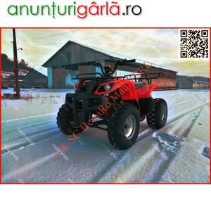 "Imagine anunţ ATV BEMI Hummer 150 NEW Johnson R10"" cutie CVT 2020 PRO 1429euro"