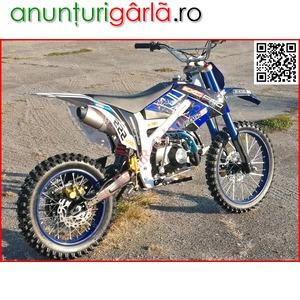 """Imagine anunţ Cross BEMI 110/125 GT-K NEW J17"""" cutie 4 Rapoarte 2020 Hardin 599 euro"""