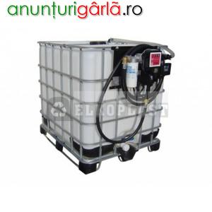 Imagine anunţ Bazine distributie combustibili Pompa motorina
