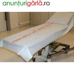 Imagine anunţ CEARSAF DIN CELULOZA 80X200 CM