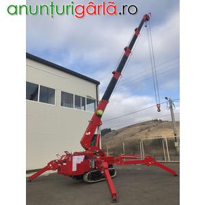 Imagine anunţ New Werner ks295 mini crane