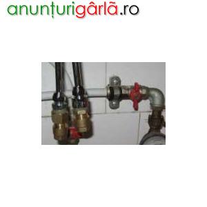 Imagine anunţ Instalator Cornetu-Clinceni-Buturugeni