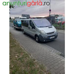 Imagine anunţ Transport persoane, colete, auto Romania zona Oltenia-Germania