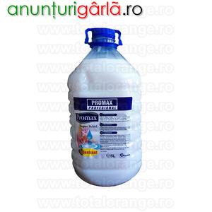 Imagine anunţ Sapun lichid Promax igienizant alb 5 litri